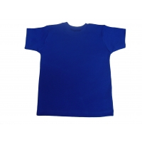 baby t-shirt - royal blue